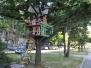 kucice na drvetu